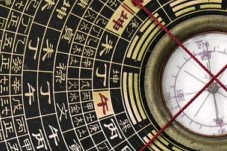 Feng Shui Kompass (Lopan)